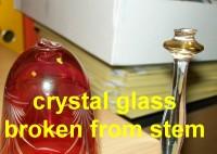 Repair Crystal Glasses,Repair Crystal Decanters,Repair Crystal Bowls